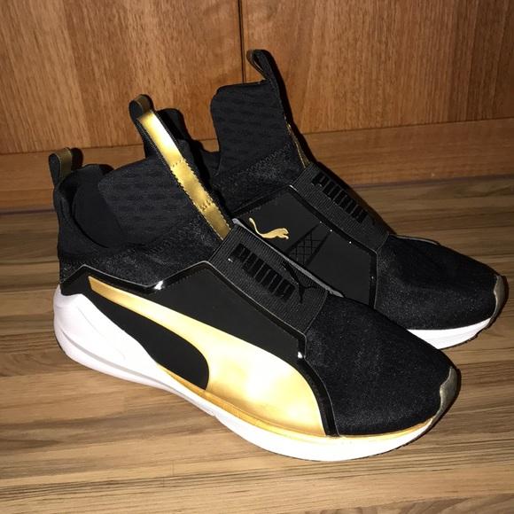 48287dcab312f4 Puma Fierce core cross training sneakers size 7